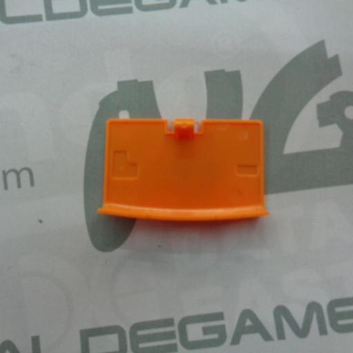 tapa de pilas game boy advance naranja - NUEVO [1]