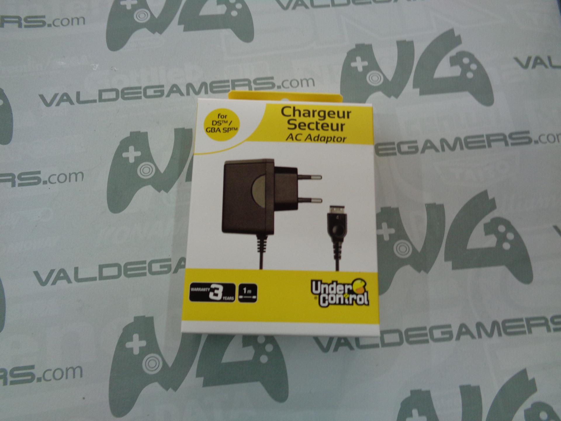 Cargador Compatible GBA SP - NDS - NUEVO