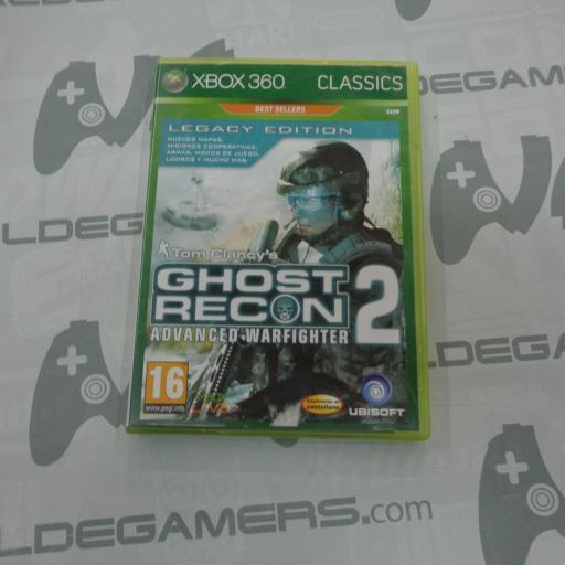 Ghost Recon 2, Legacy Edition