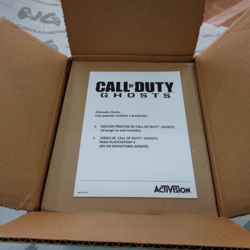 Call of Duty Ghosts Edición Prestige + Juego PS3 - NUEVO [3]