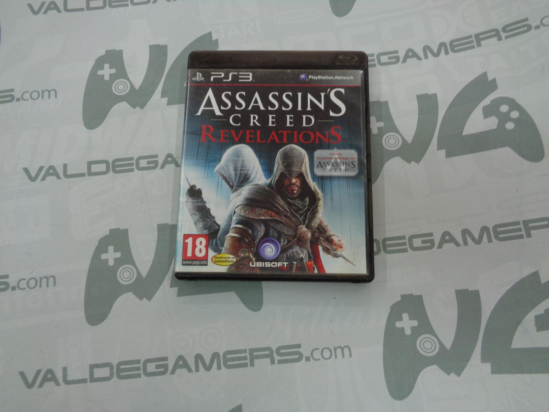 Assassin's Creed: Revelations + Assassin's Creed 1º parte