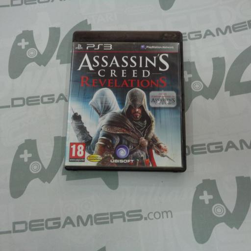 Assassin's Creed: Revelations + Assassin's Creed 1º parte [0]