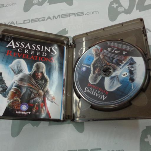 Assassin's Creed: Revelations + Assassin's Creed 1º parte [1]