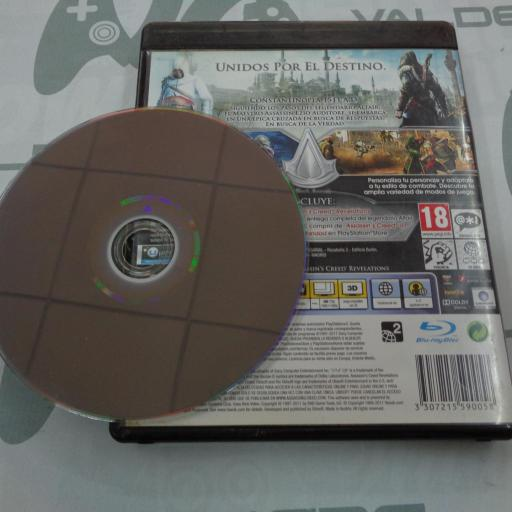 Assassin's Creed: Revelations + Assassin's Creed 1º parte [2]