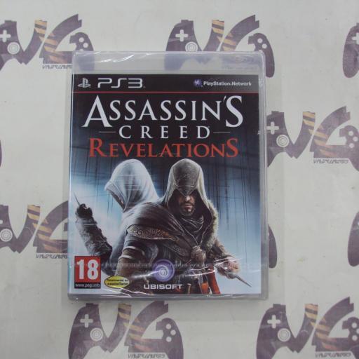 Assassin's Creed: Revelations - NUEVO