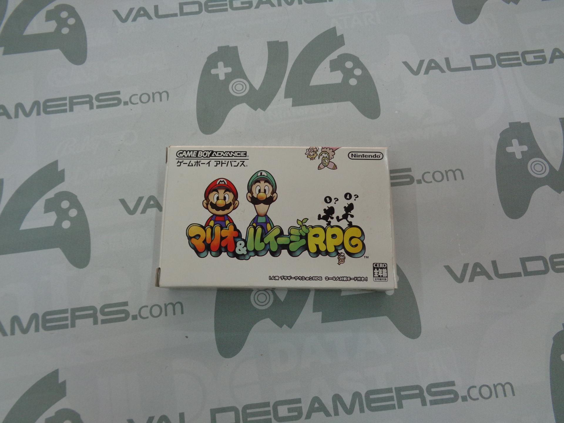 Mario & Luigi: Superstar Saga - JAPAN