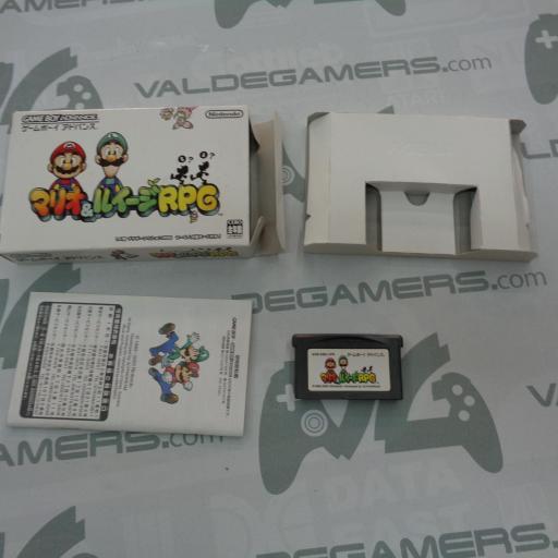 Mario & Luigi: Superstar Saga - JAPAN [1]