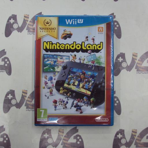 Nintendo Land Nintendo Selects - NUEVO