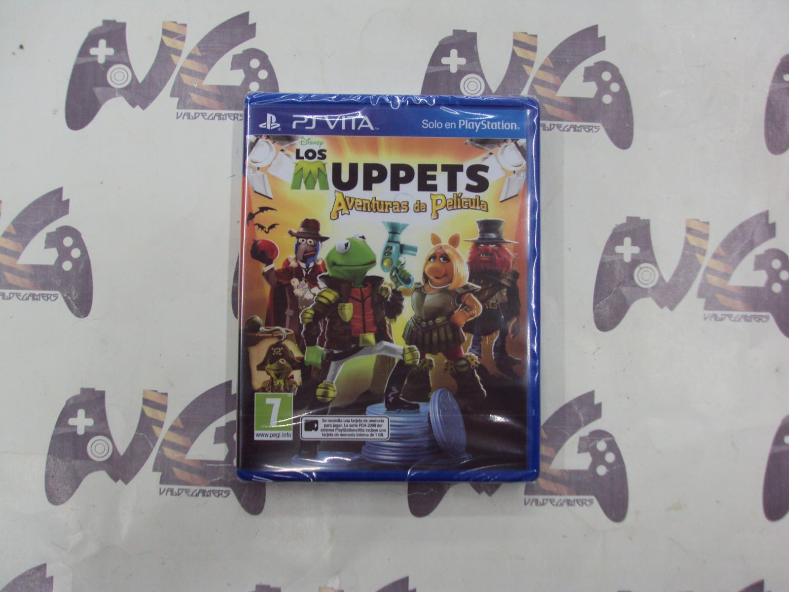 Los Muppets aventuras de pelicula - NUEVO