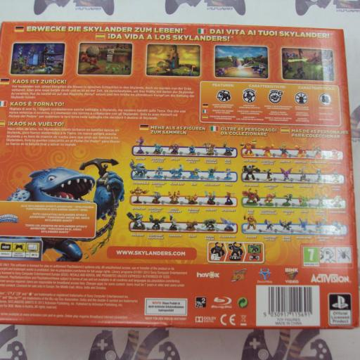 Skylanders  Giants - booster pack [0]