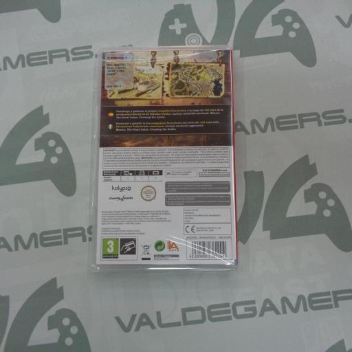 Railway Empire Nintendo Switch Edition - NUEVO [1]