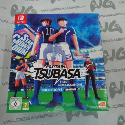 Captain Tsubasa: Rise Of New Champions  - NUEVO