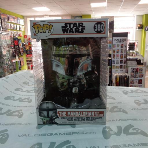 Funko Pop - The Mandalorian with the Child