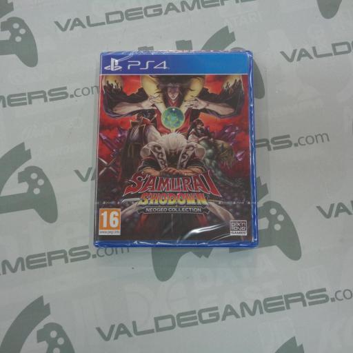 Samurai Shodown NeoGeo Collection - NUEVO [0]