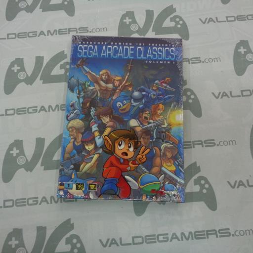 Sega Arcade Classics Vol.1 - NUEVO