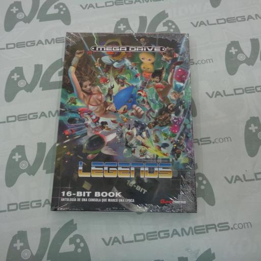 Mega Drive Legends - NUEVO