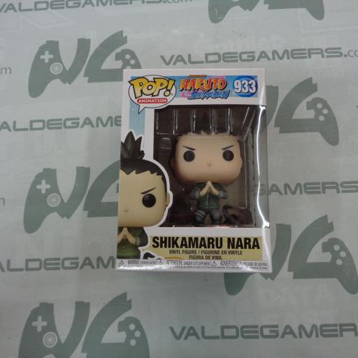 Funko Pop - Shikamaru Nara - 933