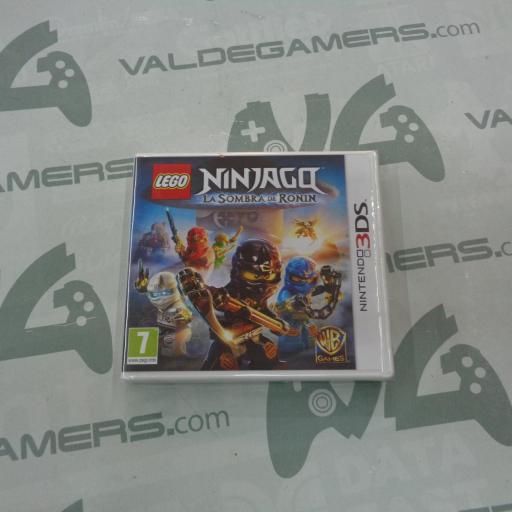 Lego Ninjago: La Sombra De Ronin - NUEVO