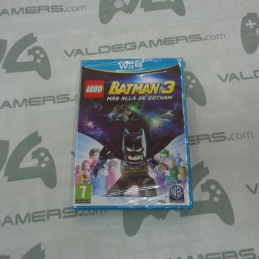 Lego Batman 3: Más Allá De Gotham - NUEVO