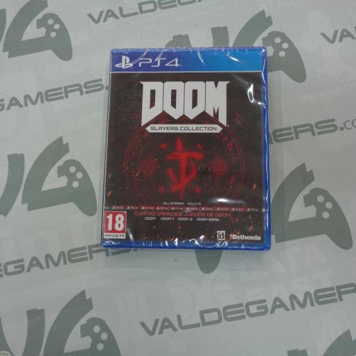 Doom - Slayers Collection - NUEVO