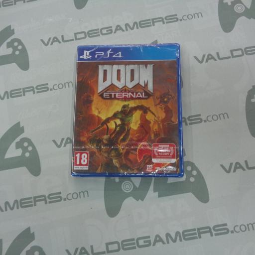 Doom Eternal- NUEVO