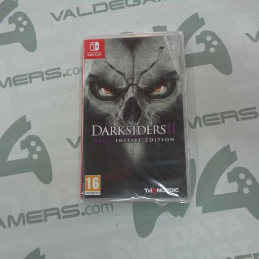 Darksiders 2 Deathinitive Edition - NUEVO