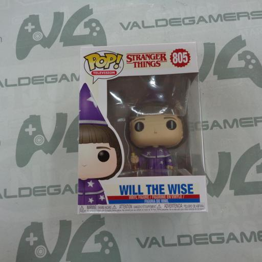 Funko Pop - Will the Wise - 805