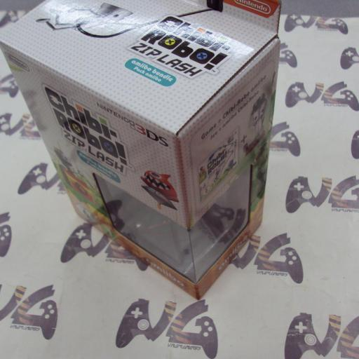 Chibi-Robo! Zip Lash + Figura Chibi-Robo Amiibo - NUEVO [2]