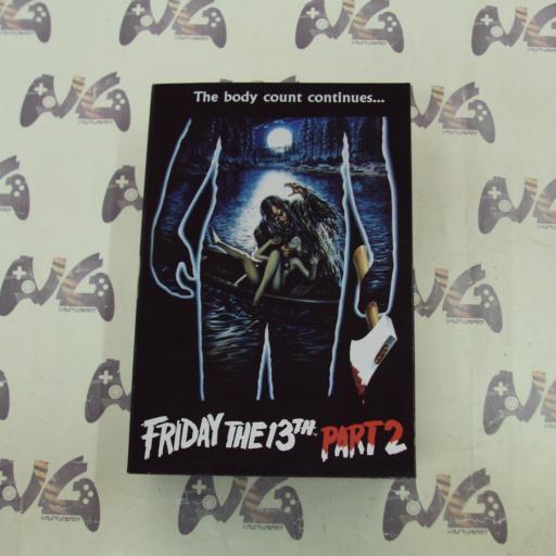 Friday the 13th parte 2 Ultimate Jason figura - NUEVA [2]