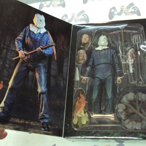 Friday the 13th parte 2 Ultimate Jason figura - NUEVA [0]