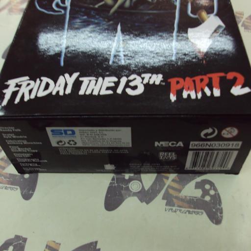 Friday the 13th parte 2 Ultimate Jason figura - NUEVA [3]