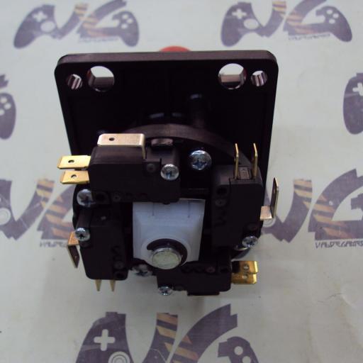 joystick ROJO eurojoystick 2 - NUEVO [1]