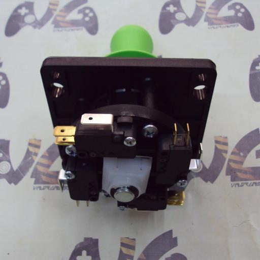 joystick VERDE eurojoystick 2 - NUEVO [1]