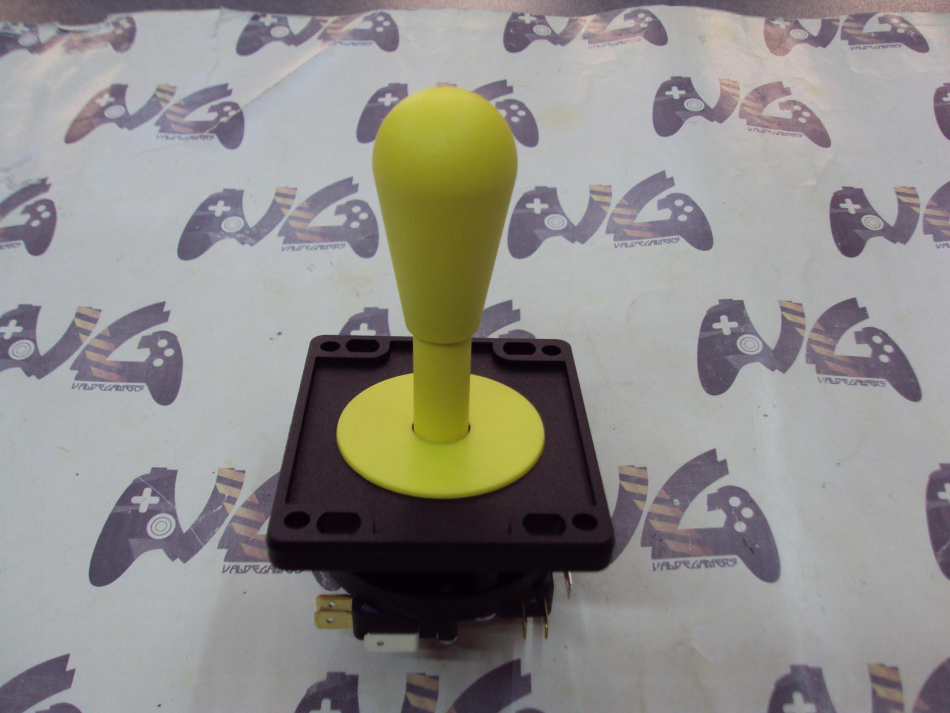 joystick AMARILLO eurojoystick 2 - NUEVO