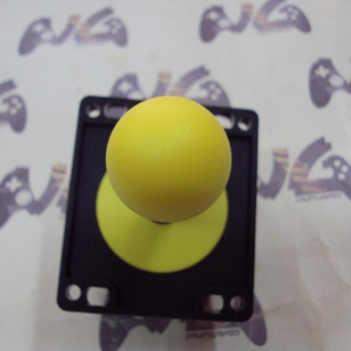 joystick AMARILLO eurojoystick 2 - NUEVO [1]