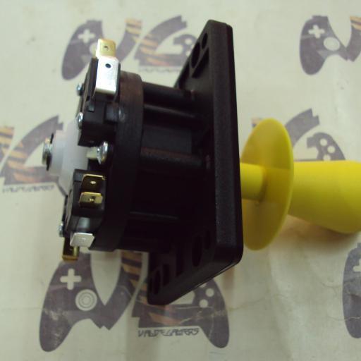 joystick AMARILLO eurojoystick 2 - NUEVO [2]