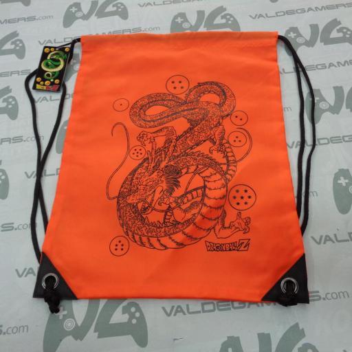 Mochila Dragon Ball Shenron Naranja