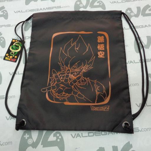 Mochila Dragon Ball Goku