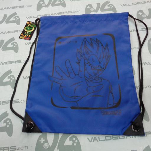 Mochila Dragon Ball Vegeta