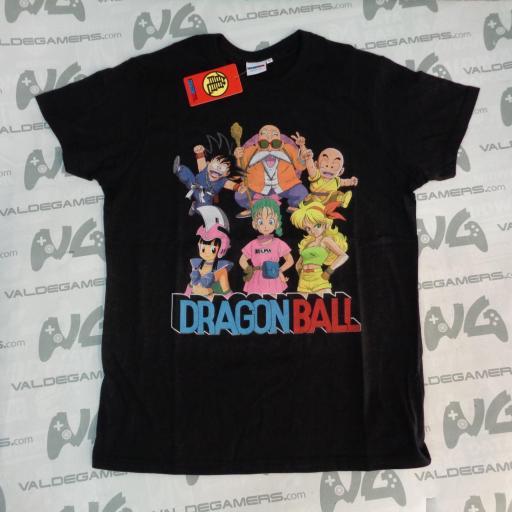 Camiseta Personajes
