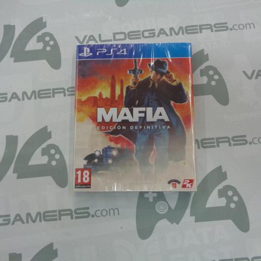 Mafia I - Edición definitiva  day one - NUEVO
