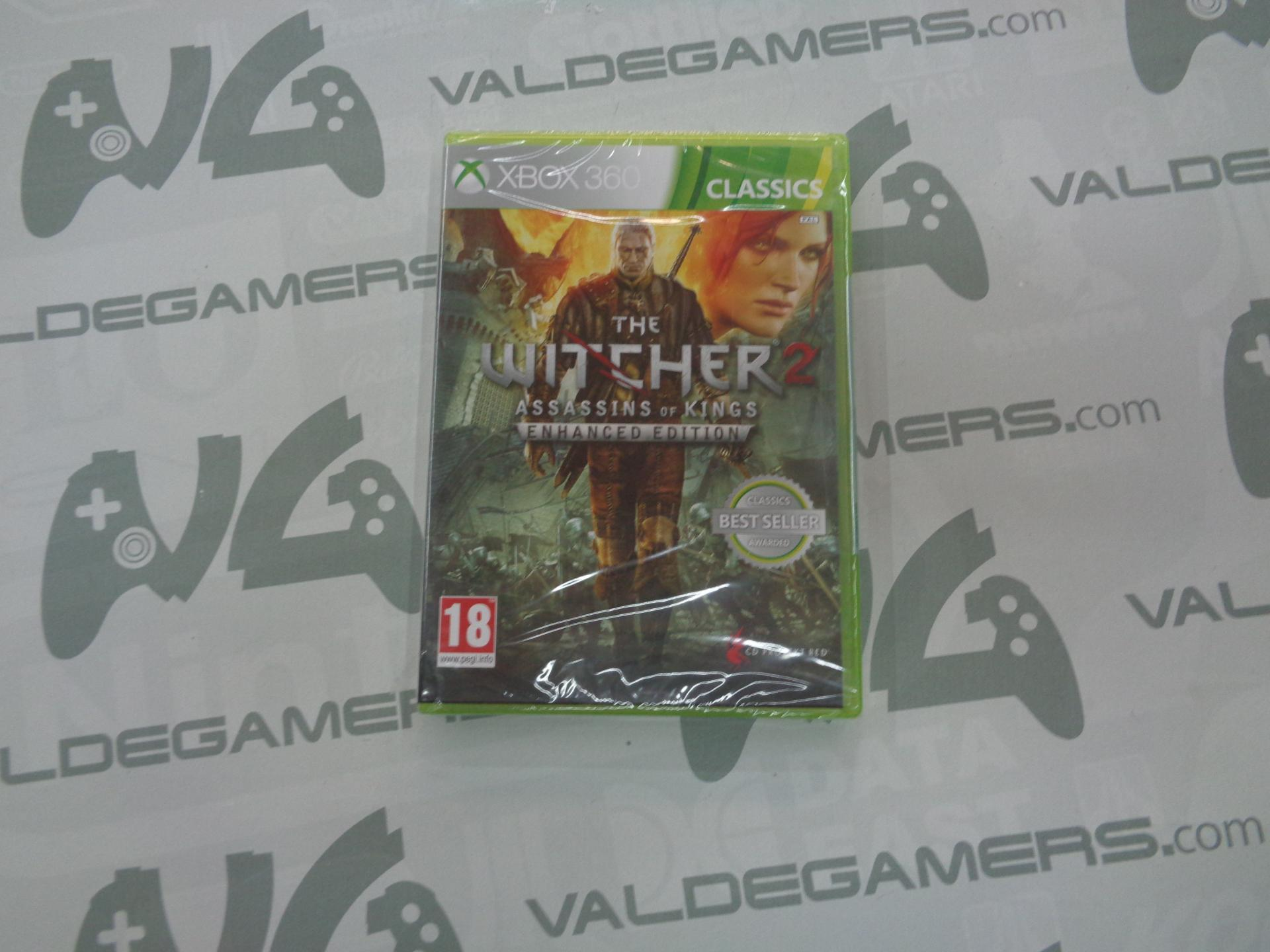The Witcher 2 Assassins of Kings  Enhance Edition - NUEVO