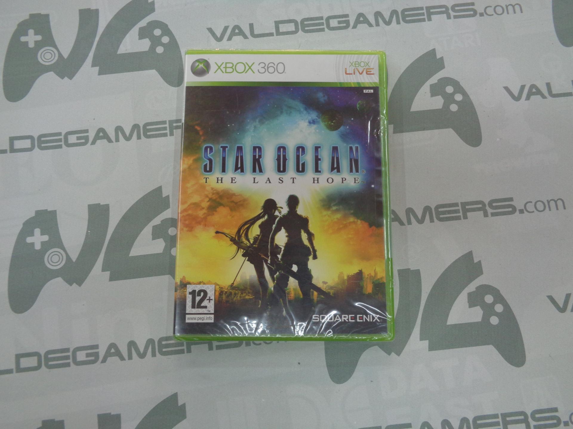 Star ocean UK - NUEVO