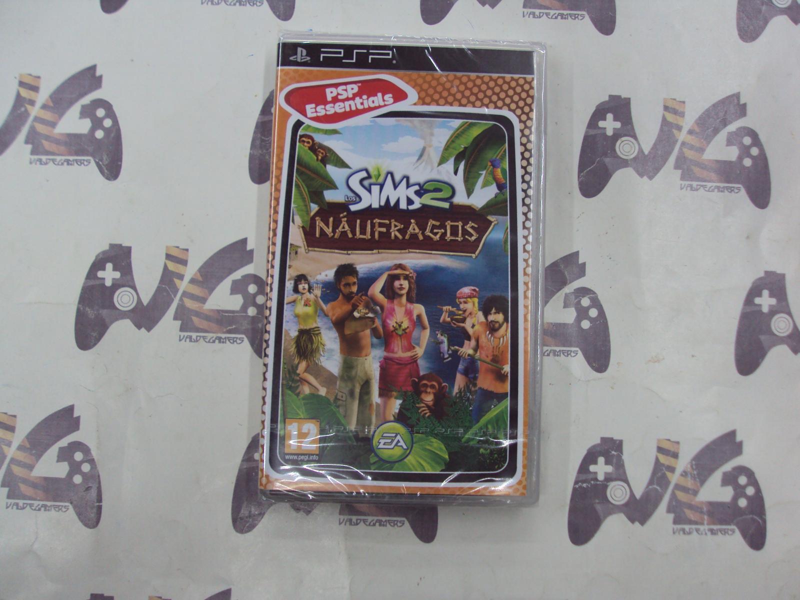 Los Sims 2 Náufragos - NUEVO