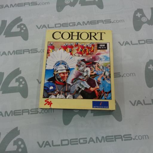 """Cohort   PC 5"""" IBM 1/4"""