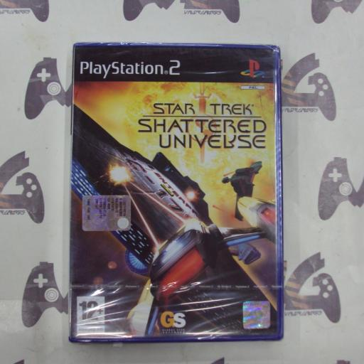 Star Trek Shattered Universe - NUEVO