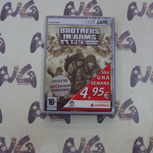 Brothers In Arms Pack  - NUEVO