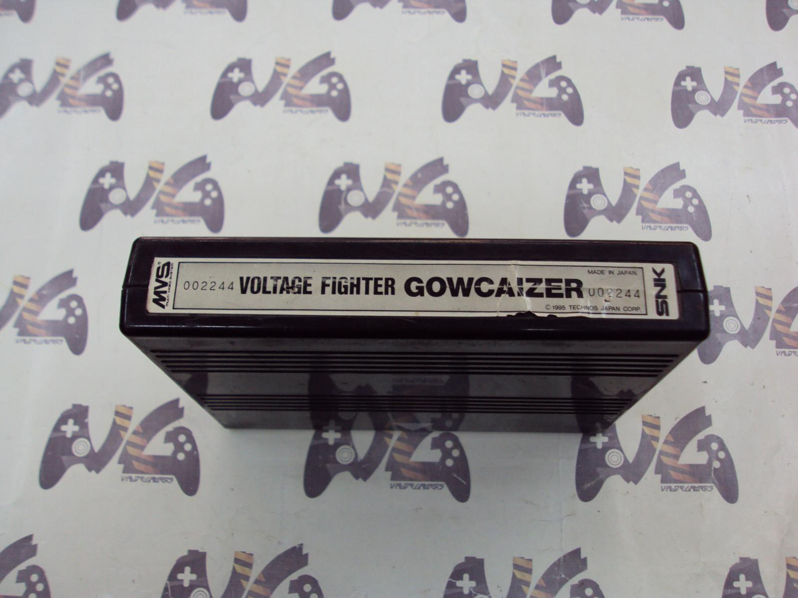Voltage Fighter Gowcaizer - MVS