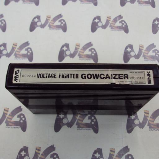 Voltage Fighter Gowcaizer - MVS [0]