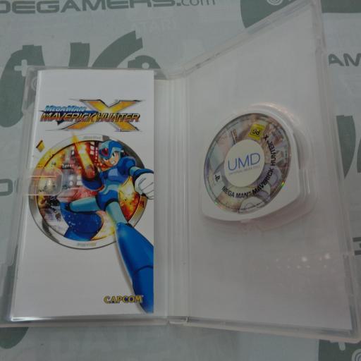 Megaman Maverick Hunter X  [1]